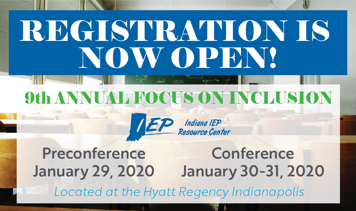 Focus on Inclusion 2020 Registration is open